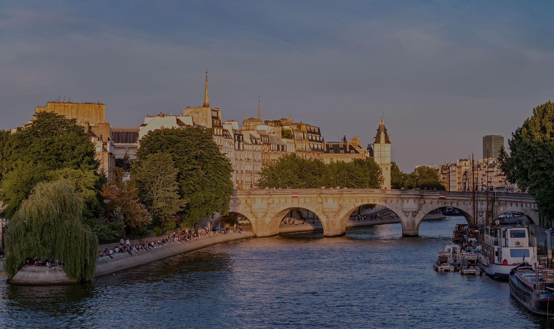 Bienvenu au Rive droite Paris