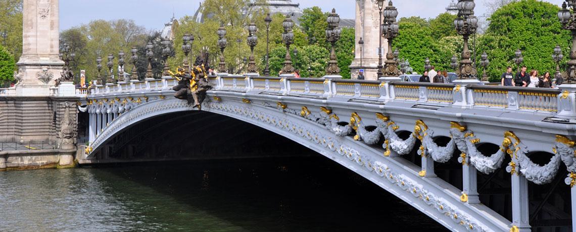 Les ponts les plus célèbres des amoureux